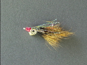 Rusty Squirrel Clouser